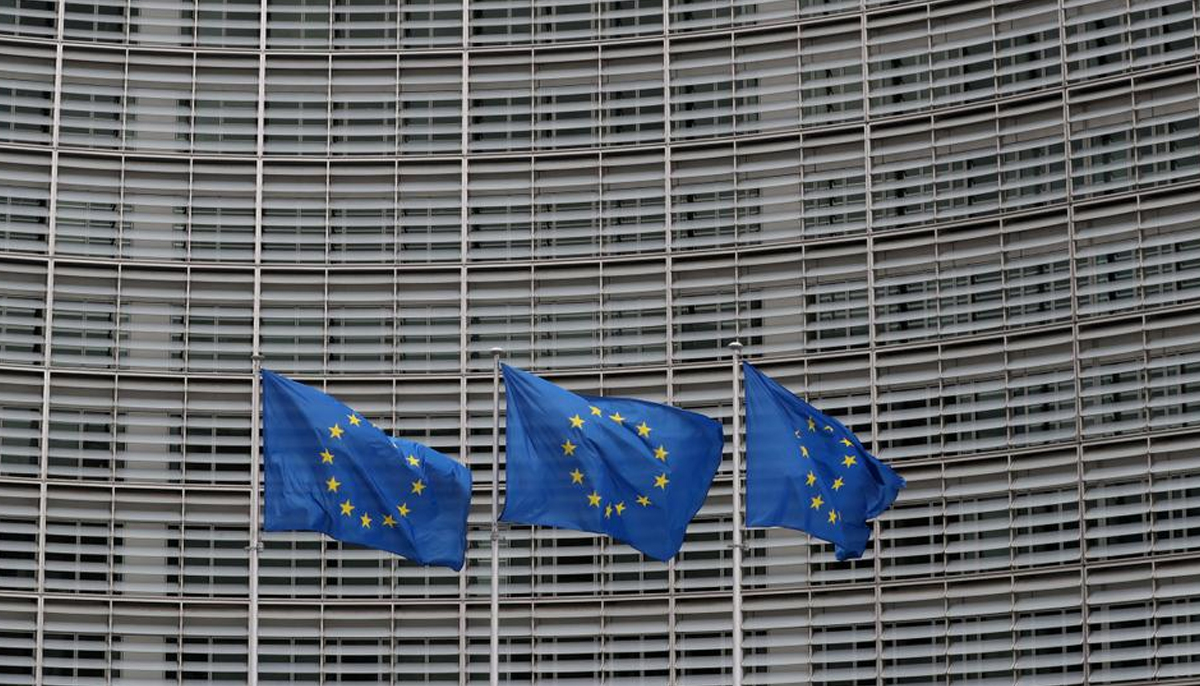 EU Leaders Struggle To Reach Agreement On Financial Recovery Package Amid Pandemic