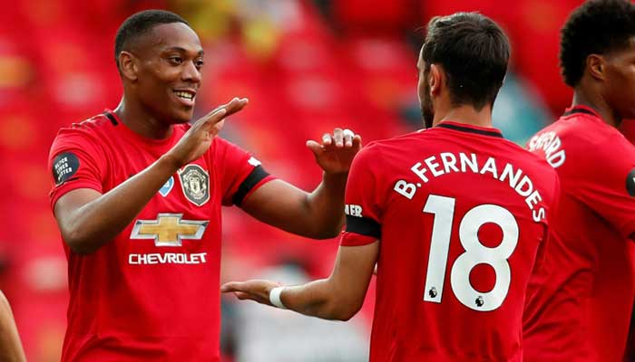Solskjaer reveals Man Utd looking internally to improve squad