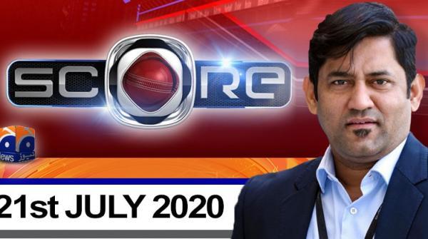 Score | Yahya Hussaini |  21st July 2020