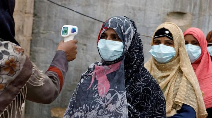 Pakistan ranks fourth in terms of person-to-person coronavirus transmission: Imperial College