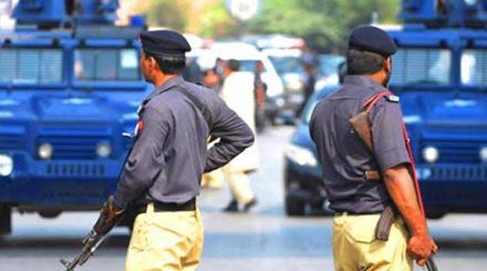 Karachi's red zones on high alert over terror threats