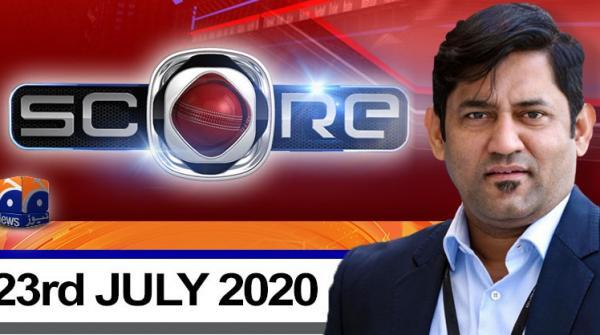 Score | Yahya Hussaini |  23rd July 2020