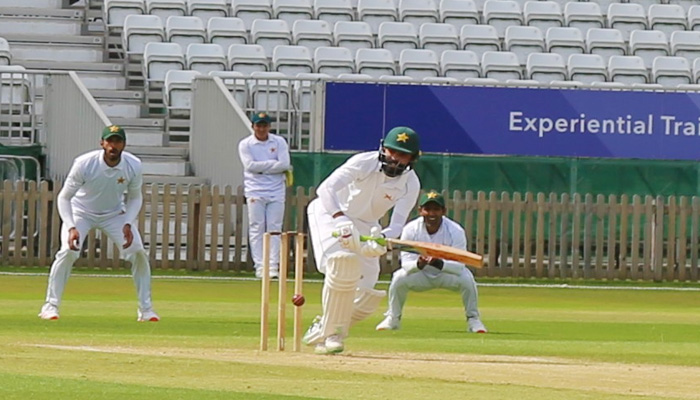 Pakistan's Sarfaraz, Wahab make cut for England tests