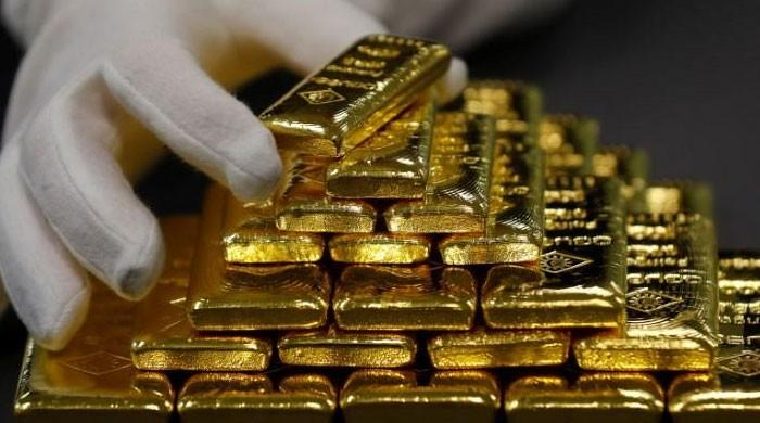 Pakistan gold prices surge to record high, crossing Rs123,800 a tola