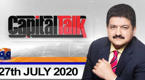 Capital Talk | Hamid Mir | 27th July 2020