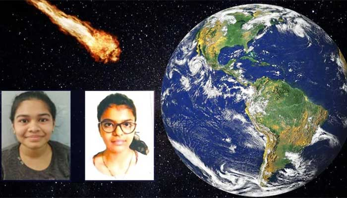Indian schoolgirls discover asteroid moving towards Earth