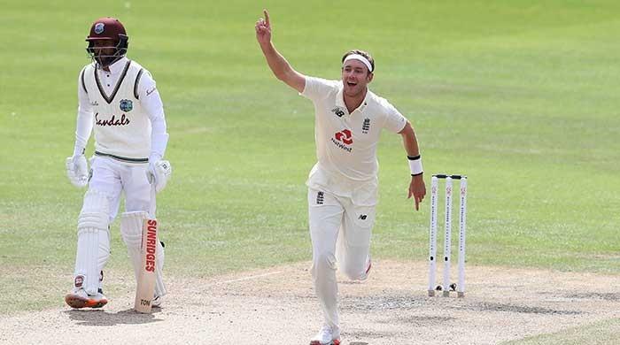 Stuart Broad sets sight on Pakistan after picking 500th Test wicket
