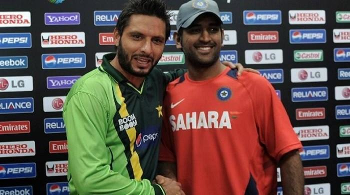 'MS Dhoni a better captain than Ricky Ponting', says Shahid Afridi