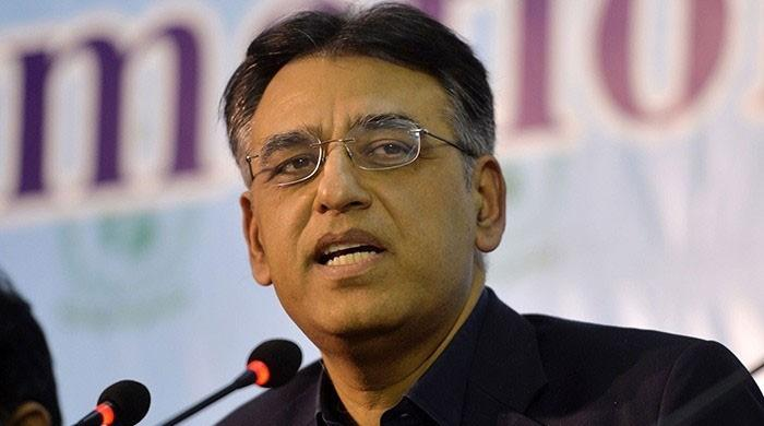 Asad Umar hails 'excellent tax collection' as FBR nets Rs57bn in July