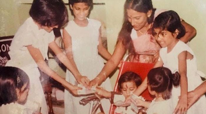 Sushant's sister takes a trip down memory lane with childhood photos with brother