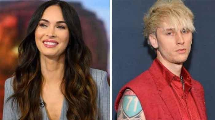 Brian Austin Green reveals how he found out Megan Fox was dating rapper MGK