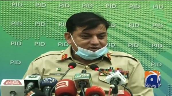 Chairman NDMA says local corps given orders to clean Karachi