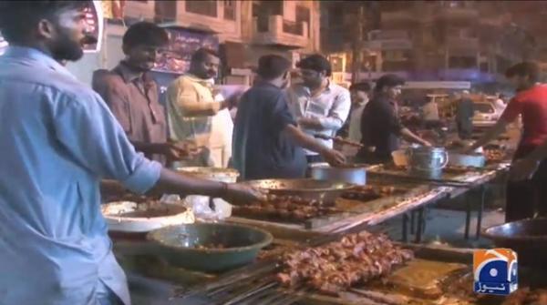 Doctors warn those who eat a heavy diet on Eid