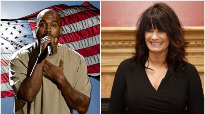 Kanye West picks his VP: 'Biblical life coach' Michelle Tidball