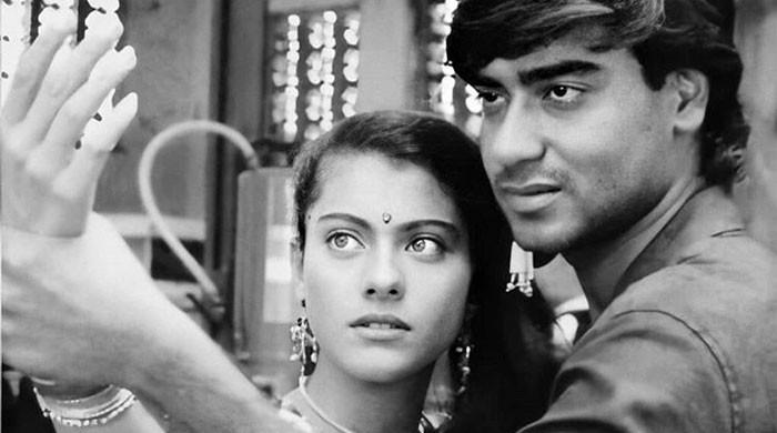 Ajay Devgn's sweet birthday wish for Kajol will melt your heart