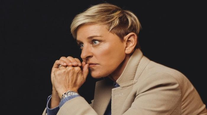Amid chaos, Ellen DeGeneres determined to bring back things on track