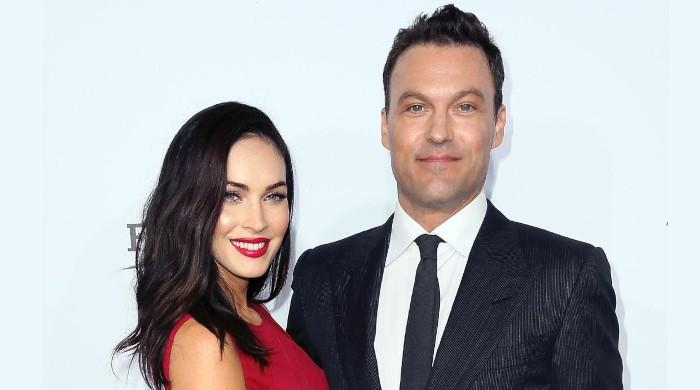 Brian Austin Green takes a jibe at ex Megan Fox's 'achingly beautiful' post about MGK