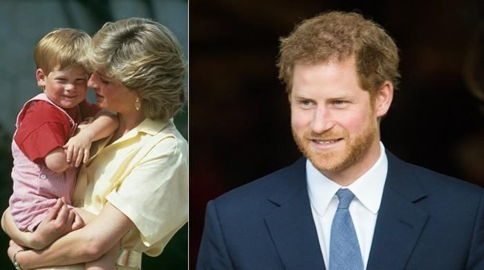 Prince Harry has been building up anger since the royals' reaction to Diana's inquest