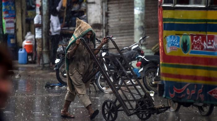 Karachi weather update: Torrential rain leaves at least one dead, multiple areas without power