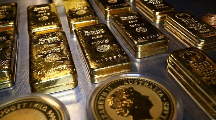Gold rates in Pakistan continue rallying, eyeing Rs130,000-a-tola mark