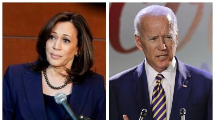 Joe Biden, don't pick Kamala Harris as VP