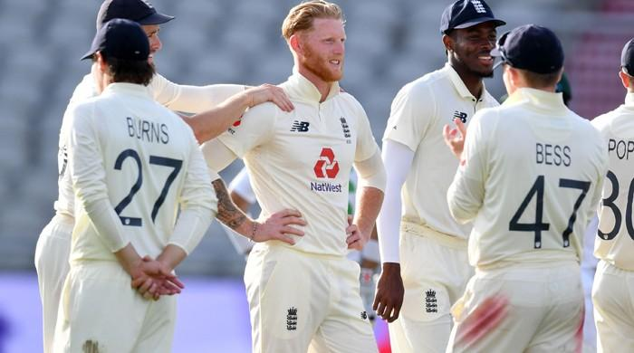 Pak vs Eng: Stokes' late wickets drag hosts back into first Test