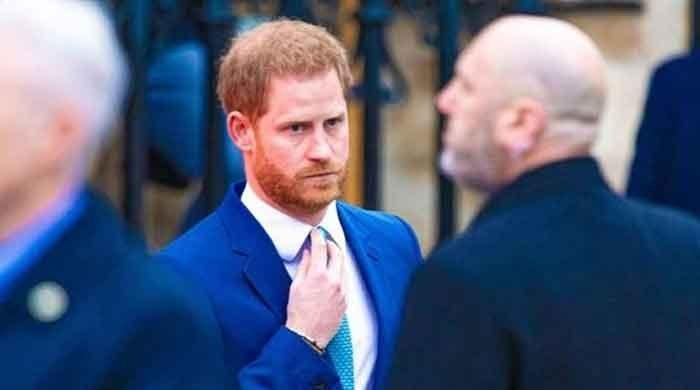 Social media stoking 'crisis of hate': Prince Harry