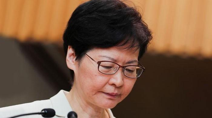 US introduces new sanctions on Hong Kong leadership, including Carrie Lam