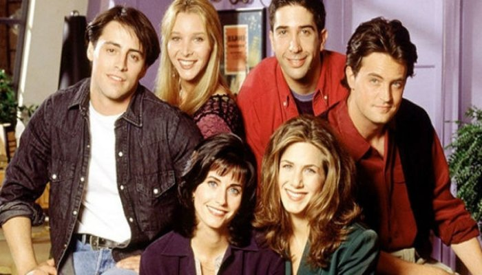 Friends reunion will film in the next two weeks