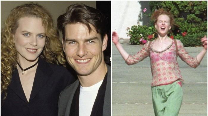 Nicole Kidman was on top of the world after divorce was finalized with Tom Cruise