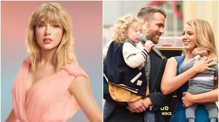 Taylor Swift details why she used Ryan Reynolds, Blake Lively's kids' names for 'Betty'