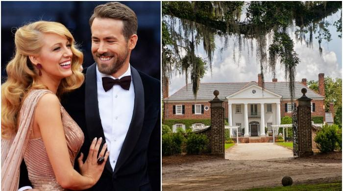 Plantation where Blake Lively, Ryan Reynolds got hitched, addresses mounting criticism