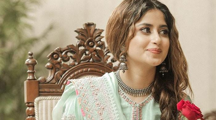 Sajal Ali shares her favourite throwback photo