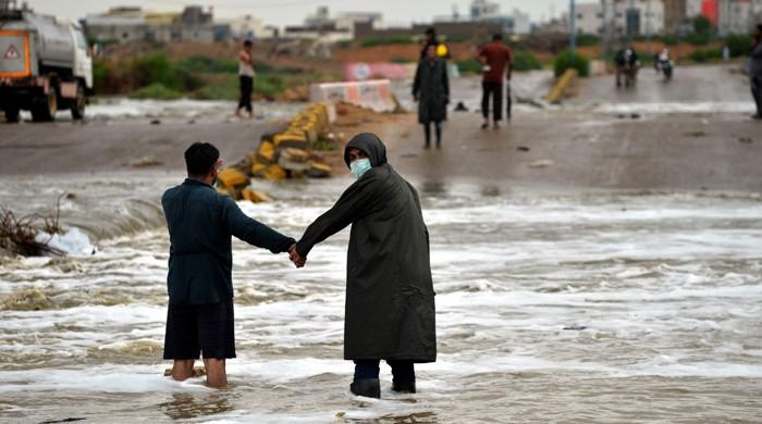 Karachi rains claim 15 lives in three days
