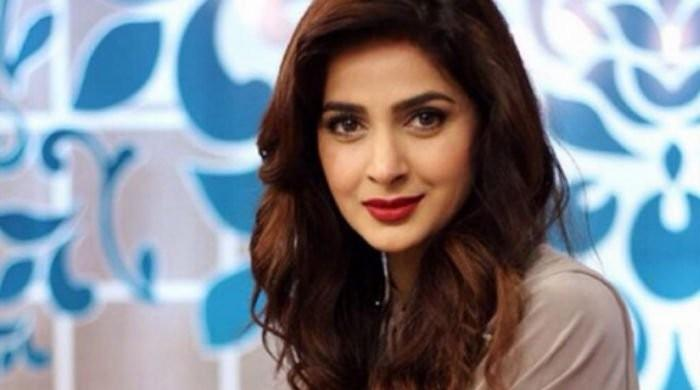 Saba Qamar reacts to criticism over Bilal Saeed music video