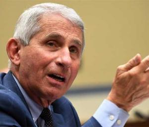 Top US expert Fauci says COVID-19 vaccine may be only partially effective