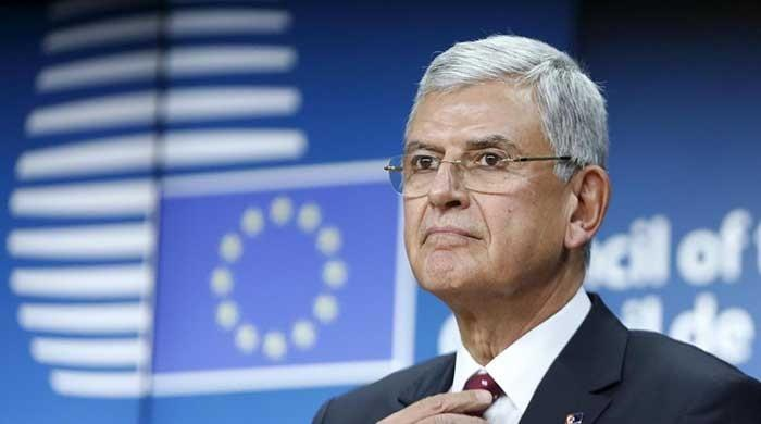 UNGA President-elect Volkan Bozkir arrives in Islamabad for two-day visit