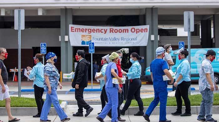 US hits grim milestone of 5 million coronavirus cases