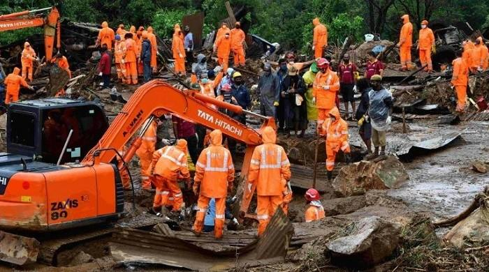 At least 29 killed in India's massive landslide triggered by monsoon rains