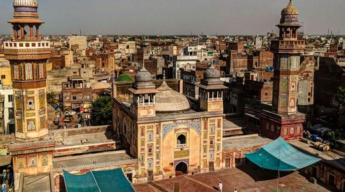 Wazir Khan Mosque's manager suspended over Bilal Saeed, Saba Qamar music video scandal