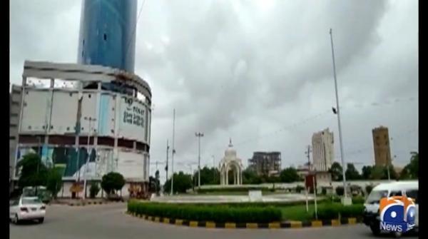 حالیہ بارشوں نے کراچی  کو ایک نیا رنگ روپ دے دیا