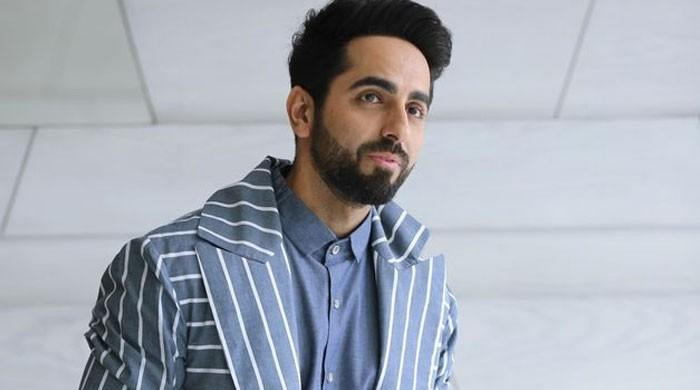 Ayushmann Khurrana incurs the wrath of netizens after supporting Rhea Chakraborty