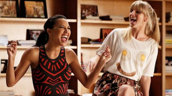 Heather Morris remembers Naya Rivera's trailblazing 'Glee' role in a tearful tribute