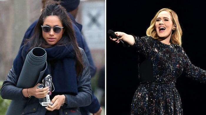 Meghan Markle becomes Adele's Pilates partner amid turbulent LA move