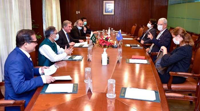 Pakistan expects UN to play effective role in resolution of Kashmir issue: FM Qureshi