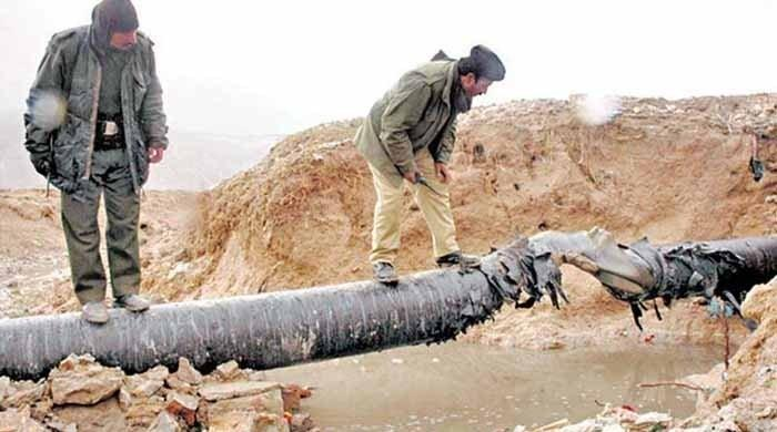 Mastung, Pishin and Ziarat remain without gas after floods damage pipelines
