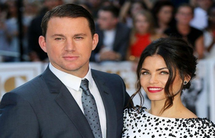 Jenna Dewan found out about Channing Tatums relationship with Jessie J on a flight - Geo News