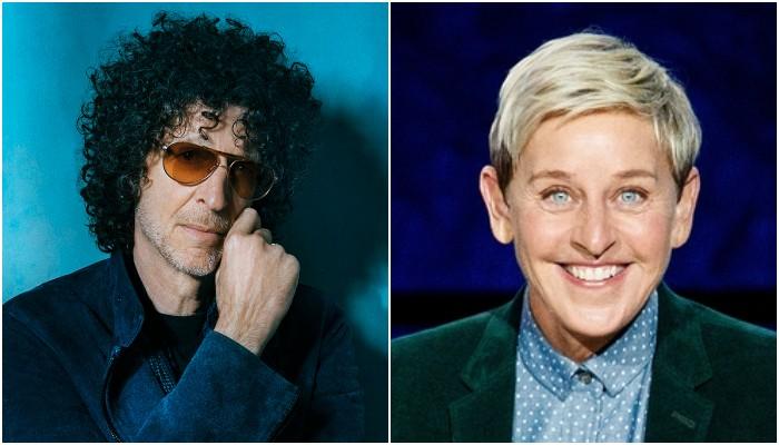 Howard Stern tells Ellen DeGeneres how to 'rebrand herself after recent fiasco - Geo News
