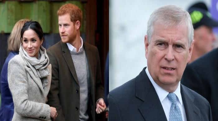 Royal website snubs Meghan, Harry and Prince Andrew by wiping their social media accounts