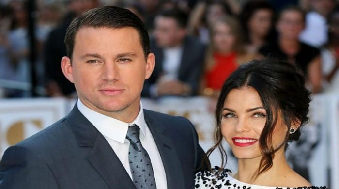 Jenna Dewan found out about Channing Tatum's relationship with Jessie J on a flight